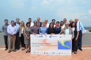 Progress Meeting in Mexico